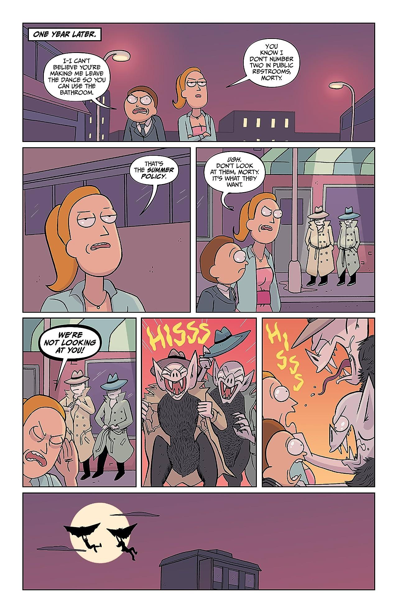 Rick and Morty #37