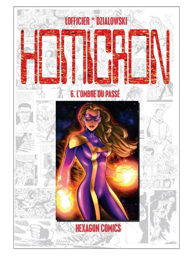STRANGERS: HOMICRON Vol. 6: Transition