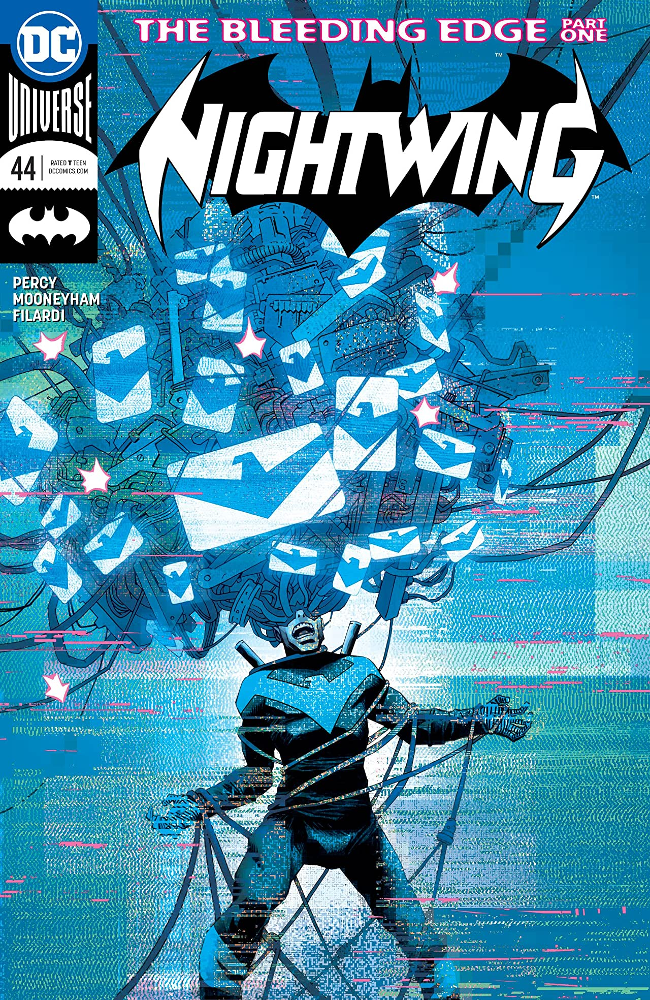 Nightwing (2016-) No.44