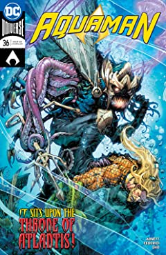 Aquaman (2016-) No.36