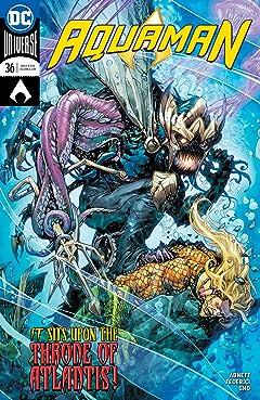 Aquaman (2016-) #36