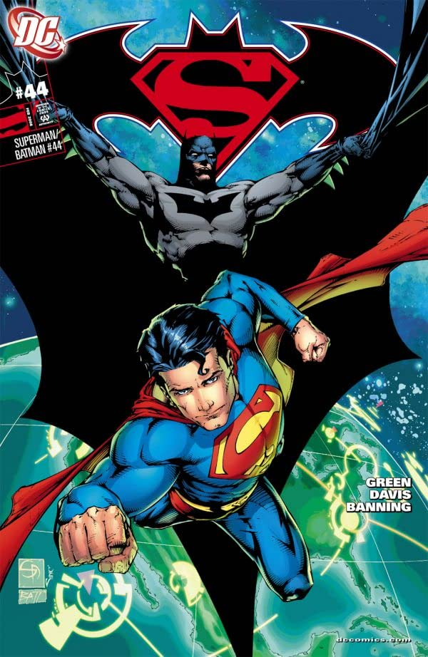 Superman/Batman #44