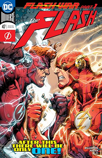 The Flash (2016-) #47