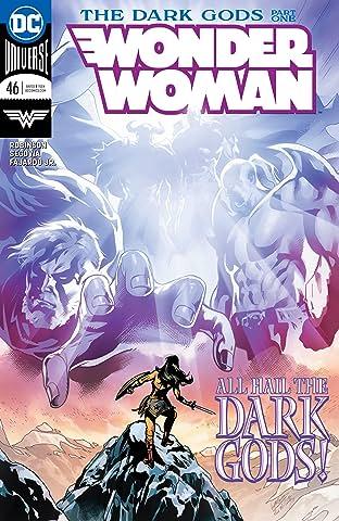 Wonder Woman (2016-) #46