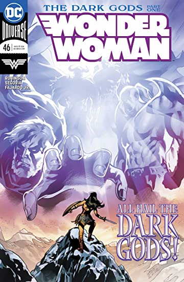 Wonder Woman (2016-) No.46