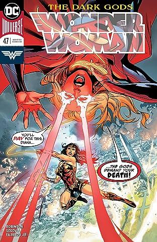 Wonder Woman (2016-) #47