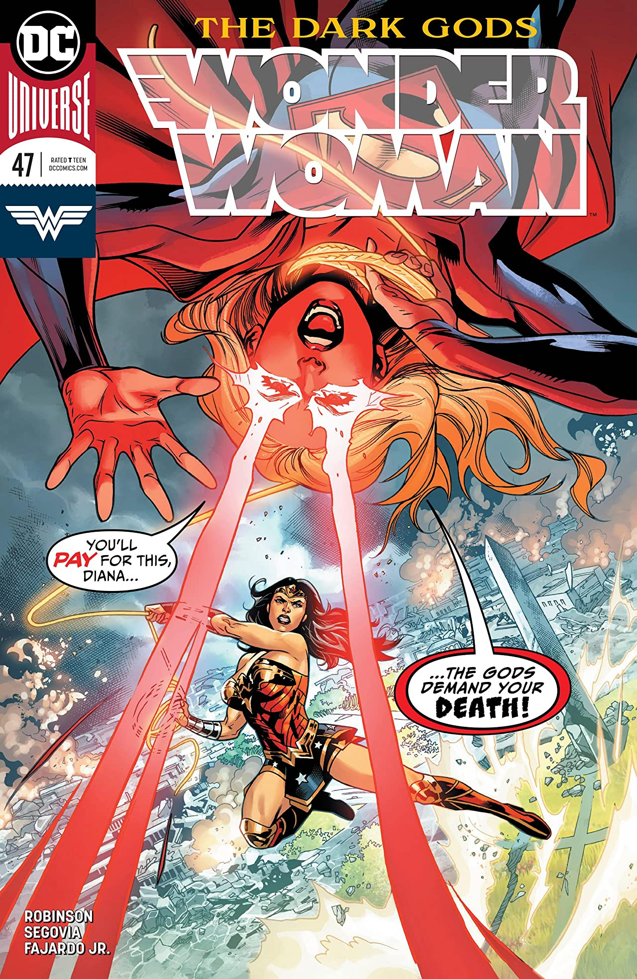 Wonder Woman (2016-) No.47