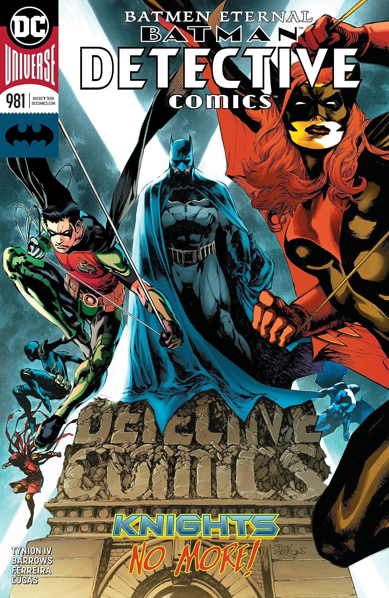 Detective Comics (2016-) No.981