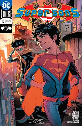 Super Sons (2017-) No.16