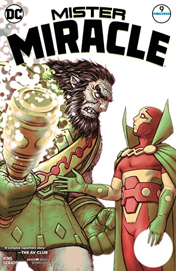 Mister Miracle (2017-2019) #9