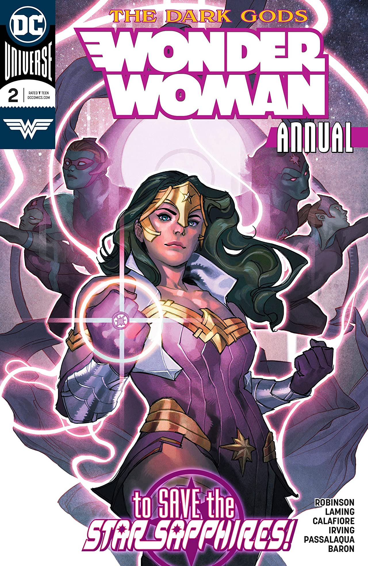 Wonder Woman (2016-) Annual No.2