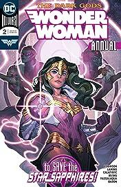Wonder Woman (2016-) Annual #2