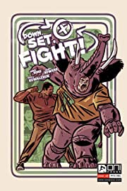 Down Set Fight #2 (of 6)