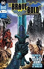The Brave and the Bold: Batman and Wonder Woman (2018-) No.4