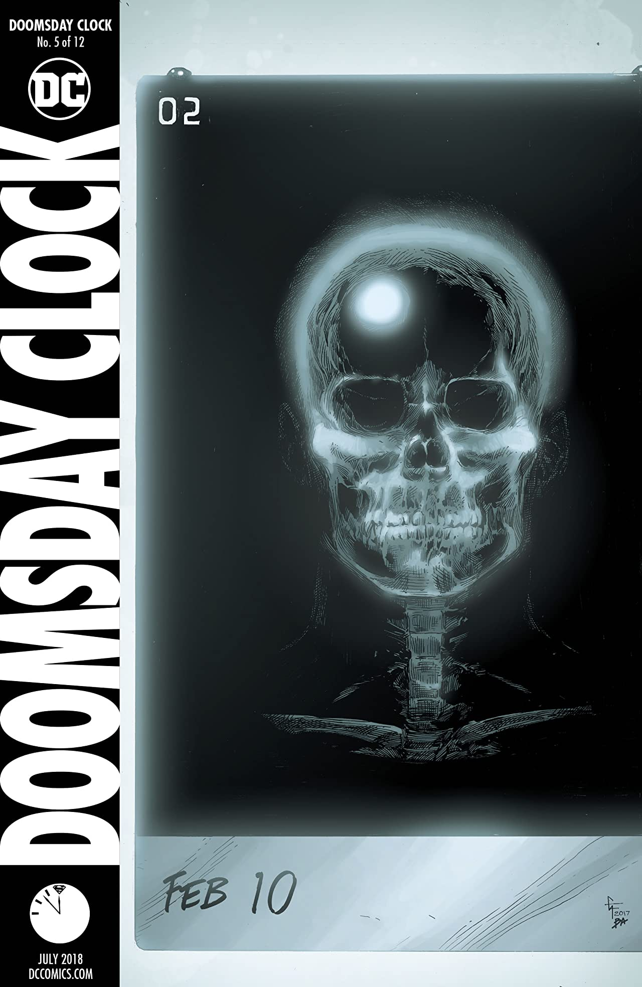 Doomsday Clock (2017-) No.5