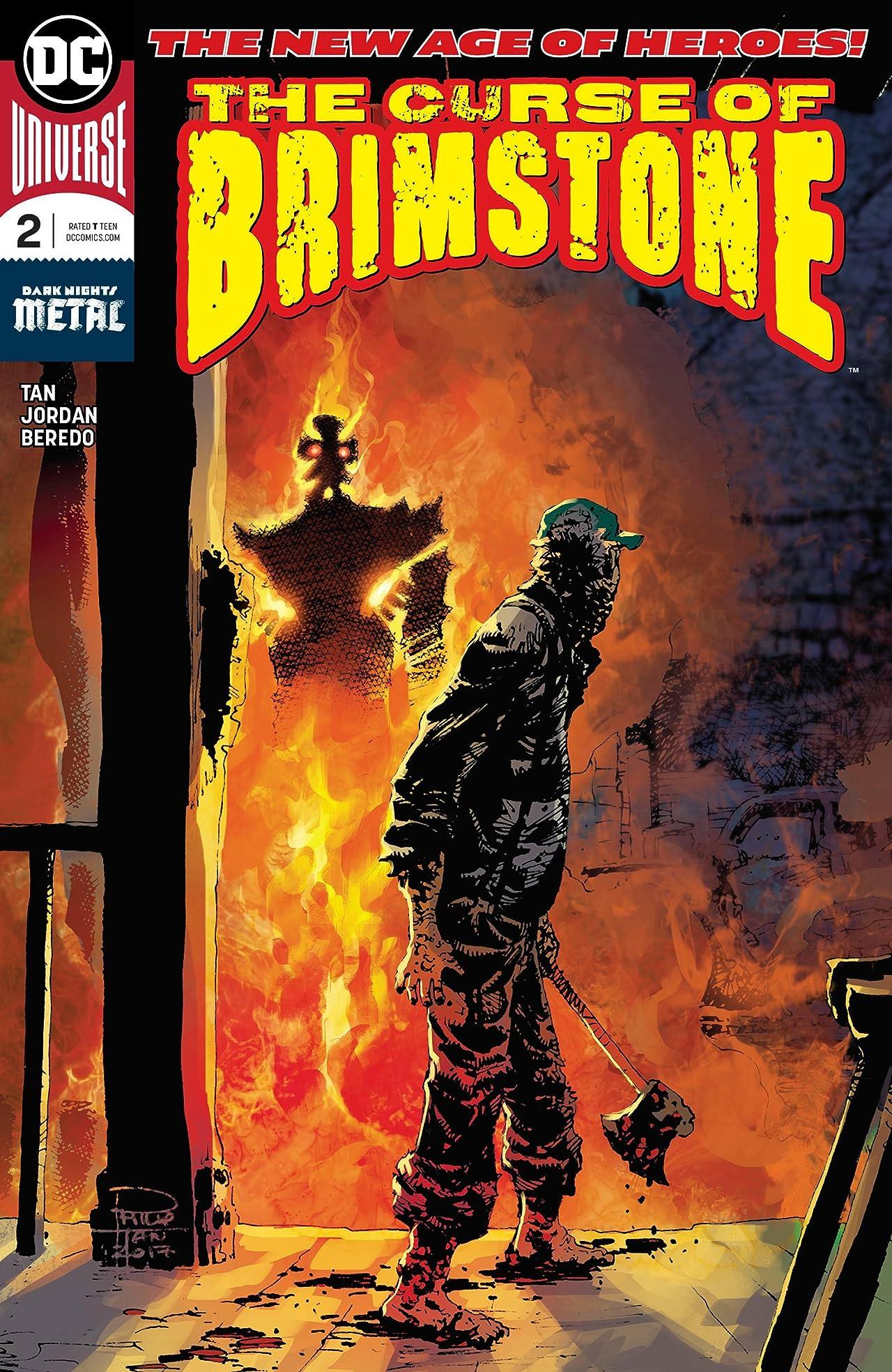 The Curse of Brimstone (2018-2019) No.2