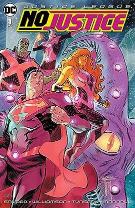 Justice League: No Justice (2018) #1