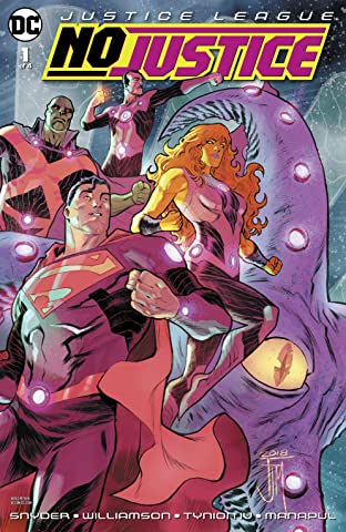 Justice League: No Justice (2018-) #1