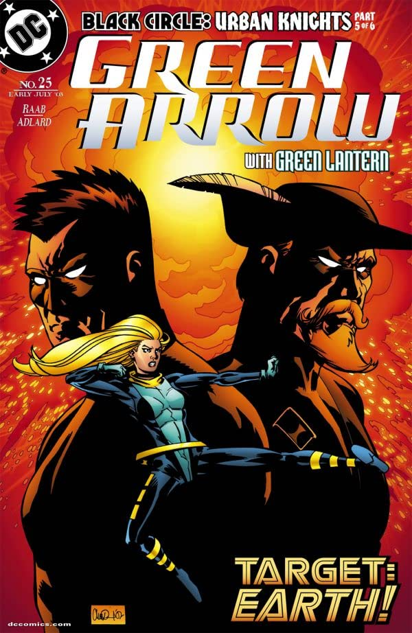 Green Arrow (2001-2007) #25