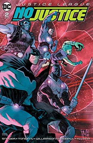 Justice League: No Justice (2018-) #2