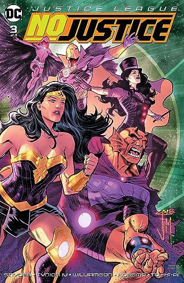 Justice League: No Justice (2018) #3