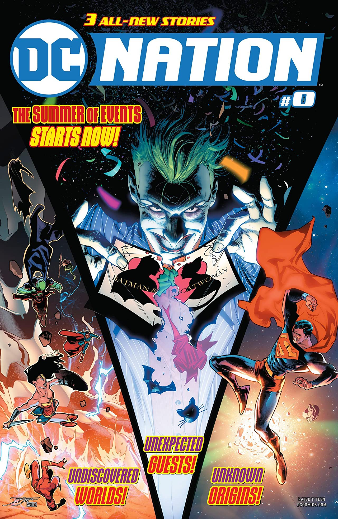 DC Nation (2018) #0