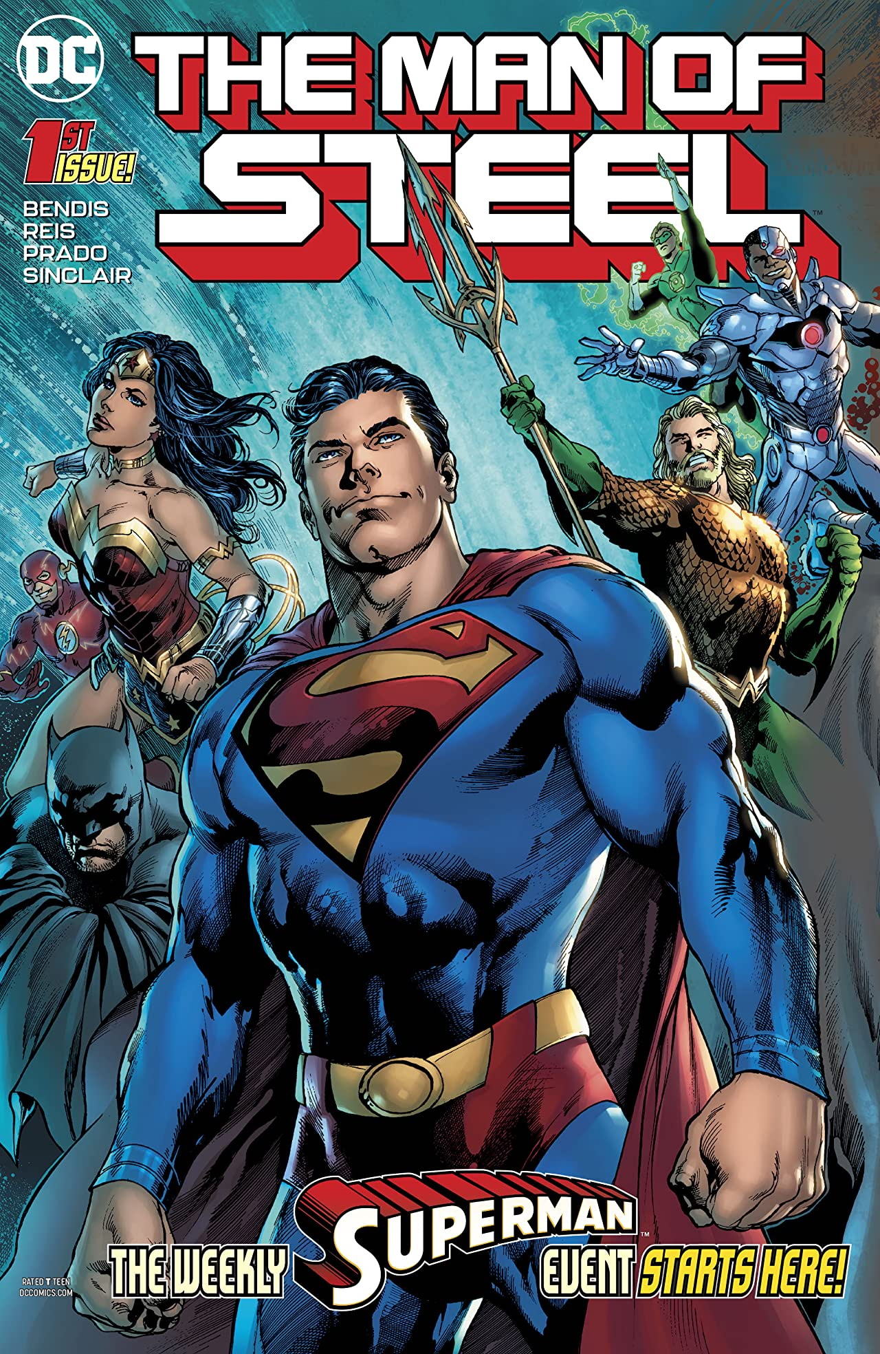 Man of Steel (2018-) No.1