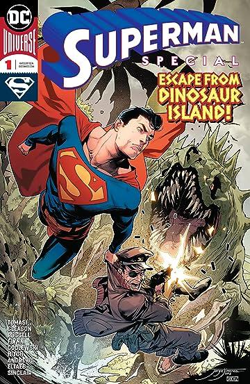 Superman Special (2018) #1