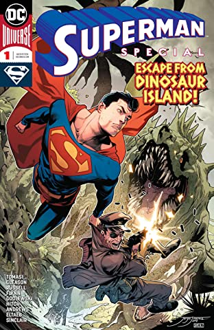 Superman Special (2018) No.1