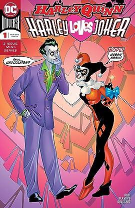 Harley Quinn: Harley Loves Joker (2018) #1