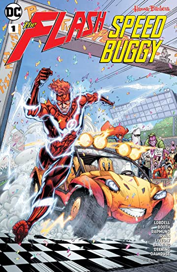Flash/Speed Buggy Special (2018-) #1