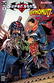 Super Sons/Dynomutt Special (2018-) #1