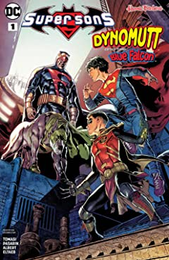 Super Sons/Dynomutt Special (2018-) #1