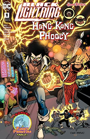Black Lightning/Hong Kong PHOOEY (2018-) #1