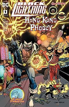 Black Lightning/Hong Kong PHOOEY (2018-) #1