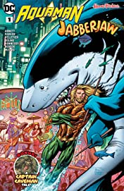Aquaman/Jabberjaw (2018-) #1