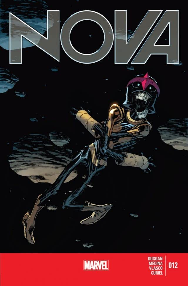 Nova (2013-2015) #12