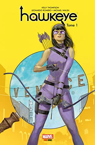 Hawkeye Vol. 1: Points d'ancrage