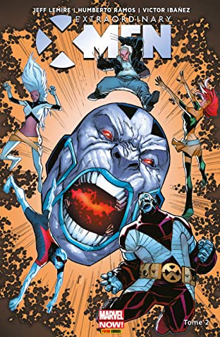 All-New Extraordinary X-Men Vol. 2: Les guerres d'Apocalypse