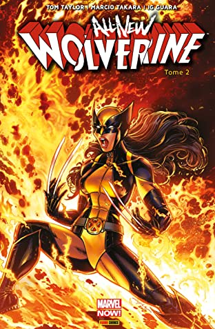 All-New Wolverine Vol. 2: Le coffre