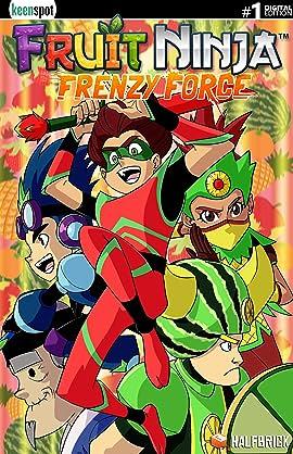 Fruit Ninja: Frenzy Force #1