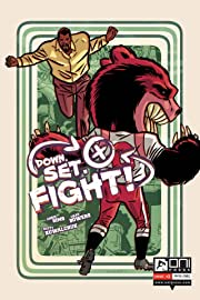 Down Set Fight #3 (of 6)