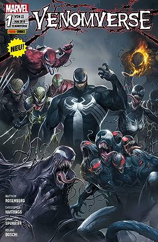Venomverse Vol. 1: Die Liga der Monster