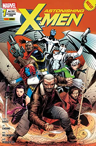 Astonishing X-Men Vol. 1: Tödliches Spiel