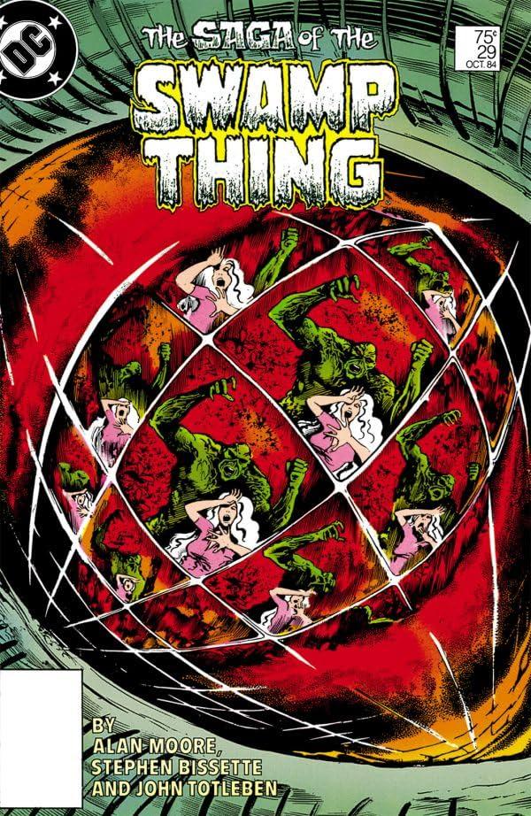 Swamp Thing (1982-1996) #29