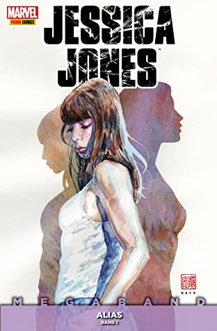 Jessica Jones Megaband Vol. 1: Alias