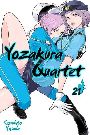 Yozakura Quartet Vol. 21