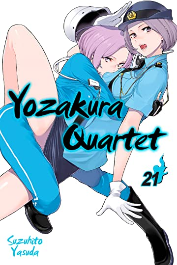 Yozakura Quartet Vol. 21