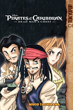 Disney Manga: Pirates of the Caribbean - Dead Man's Chest Vol. 1