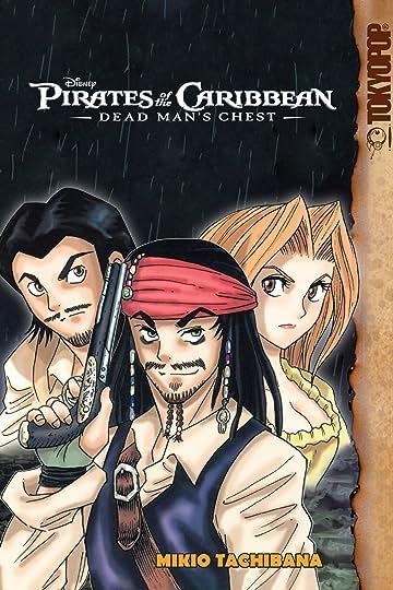 Disney Manga: Pirates of the Caribbean - Dead Man's Chest Vol. 1